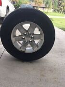 Factory Rims And Tires Off A 2013 Gmc Yukon Xl