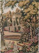 Large Tapestry Lake Como Temple The Garden Trellis Wall Art Tapestry