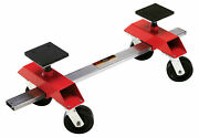 Norco 3600 Lb Automotive Vehicle Car Truck Body Mobile Rolling Stand Dolly