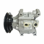 6a671-97110 Tractor Air Conditioner Compressor Single Groove Pulley W/ Clutch