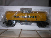 Mth Premier 20-96017 Great Northern Tank Car Nib Rated C9 Factory New