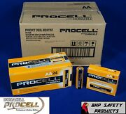 Aa Duracell Procell Professional Alkaline Batteries 144 Pack Exp Date 2026
