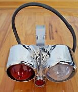 1957 Cadillac Tail Light Assembly Driver Side 62 Series Convertible