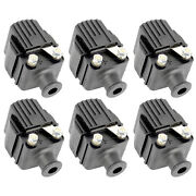 Ignition Coils For Mercury Outboard 135hp 135 Hp 1986 1988-1999 6-pack