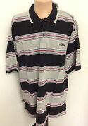 Vintage Lowrider Clothing Homies Dream Size 2x Lmks11 Red Collared Shirt Nwt