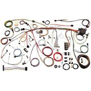 Ford Mustang American Autowire Full Wiring Harness Loom And Switch 1970 All Models
