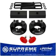 3 Front + 1 Rear Lift Leveling Kit + Uca Stops For 2005-2020 Nissan Frontier