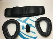 New Lightspeed 30-3g Headsets Renew Combo Kit P/n A-130 A-137 And A-139