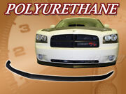 For 06-10 Dodge Charger Poly Urethane Pu Front Bumper Lip Spoiler Body Kit