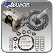 Ring And Pinion Kit W/ Timken Brgs Eaton Posi - Fits Ford 8.8 - 31 Spl - 3.73