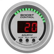 Auto Meter Boost Gauge 4381 Ultra-lite Boost 0 To 30 Psi 2-1/16 Electrical