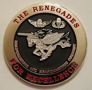 160th Soar A Tier 1 Sof Hhc The Renegades For Excellence Coin 1.75 Nsdq