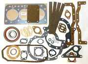 Full Engine Gasket Set - Oliver Oc-4 Oc-46 Hercules Go-130 + And039hand039 And039xand039 Variants