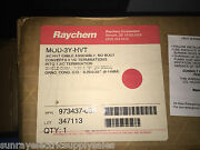 Tyco Raychem Mod-3y-hvt 5-35kv Mod Kit To Convert A 3/c Cable To 3 Singles New