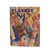 Playboy - October 1955 Back Issue Cgc Graded And Certified