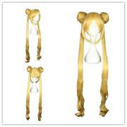 Cosplay Wig Party Wigs Synthetic Hair 100cm/39.4 For Sailor Moon-sailor Moon
