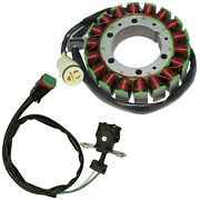 Stator And Pickup Coil For Bombardier Can-am Ds 650 Ds650 Baja 2002-2004