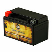 Ytx7a-bs High Performance - Maintenance Free - Sealed Agm Motorcycle Battery