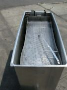Gefilte Fish / Vegetable / Meat Cooker Works W/ Steam Boiler Used Condition