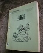 I Go Pogo The Movie 1980 Original Production Script-screenplay Super Rare