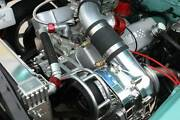 Procharger Chevy Sbc Bbc F-2 Supercharger Cog Race Tuner Kit F2 Efi Carb