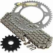 Drive Chain And Sprocket Kit For Bmw F650gs F650 Gs 1999-2007