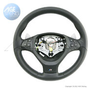 Oem Bmw X5 E70 X6 E71 E72 M50d X-drive Steering Wheel W Dct Gear Paddle Shifters