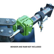 Swag Formed Tubing Bender Air/hydraulic Ram Mount For Jdand0392 Jmr Pro Tools Wwf