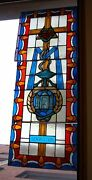 + Church Stained Glass Window + 7 Of 7 + Shipping Available +