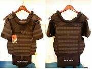 Brand New Tactical Body Armor System M-l Nij Iii-a W/ Thigh Protectors