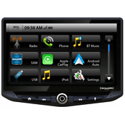 Stinger Heigh10 Un1810 10and039and039 Touch Floating Car Stereo Apple Carplay Android Auto