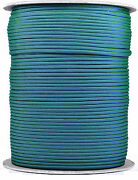 Electro Shock - 550 Paracord Rope 7 Strand Parachute Cord - 1000 Foot Spool