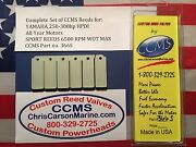Ccms Yamaha Sport Outboard Reed Reeds Valve 250-300hp Hpdi Pn366s