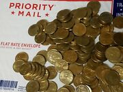 Random Lot Of 240 In Circulated Dollar Coins. Real And Spendable U.s. Money Fast