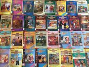 Lot 35 Baby - Sitters Club Books Mystery, Super Special, Super Mystery Readers