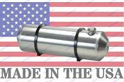 10x24 Inch End Fill Spun Aluminum Gas Tank 8.25 Sandrail Dune Buggy Hot Rod
