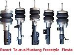B Fbx-f-for-02 1984-1995 Ford Escort Rs2000 Cabrio Sierra 2wd Euro Front