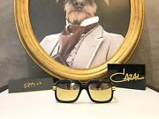 Cazal Legends 607/3 Sunglasses Gold 24kt Limited Edition N. 342/499 - Sold Out