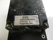 Mercury Outboard Ecu – Engine Control, With Mounting Plate P.n. 825753, 825296