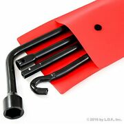 Replacement For Jack 05-13 Fits Tacoma Spare Lug Wrench Tire Tool Kit W Bag