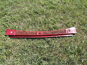 1984 Chevy S-10 Grille, Red 2284 Free Shipping