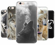 Wolve Wild Teeth Nature Phone Cover Case Fits Apple Iphone 12 8 7 6 5 X Xs Xr Se