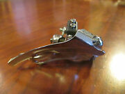 Shimano Nexave Fd T401 Front Derailleur 31.8 Low Clamp On Bottom Pull