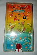 Vtg Bagatella Poosh-m-up 4 In 1 Games - Bb Put And Take 21 And High Score Pinball