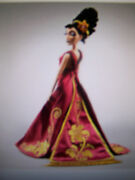 Mother Gothel Disney Doll Villains Designer Collection Limited Edition Toy New