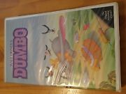 Disney Black Diamond Vhs Movie Dumbo Classic