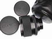 Contax 100mm F4 S-planar Bellow Lens 6616189 ............ Minty