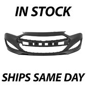 New Primered - Front Bumper Cover For 2013 2014 2015 Hyundai Genesis Coupe 13-16