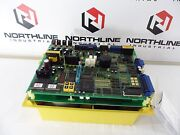 Fanuc A06b-6059-h003510 Spindle Drive Refurbished With 60 Days Warranty