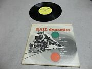Sounds Of Our Times Record Rail Dynamics Train Recordings, 1952 New York